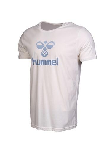 Hummel Mıes Kısa Kollu Tışört Beyaz